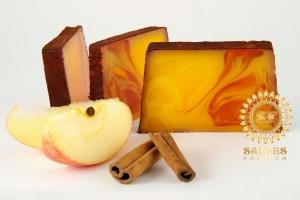 Pomme à la cannelle